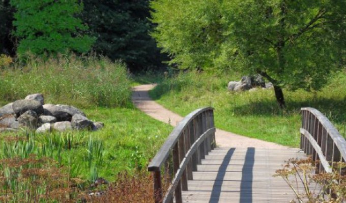 Elektrokartocht Arboretum Poort Bulten