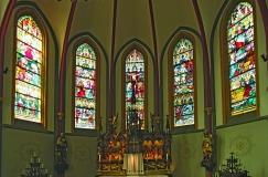 De Sint Stephanuskerk te Borne