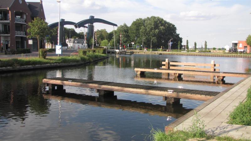 Karrenspoor route Vroomshoop