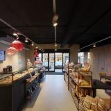 Bakkerij en lunchroom van der Most, Ommen