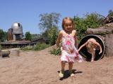 Kinderpret in Salland
