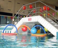 Disko Schwimmen