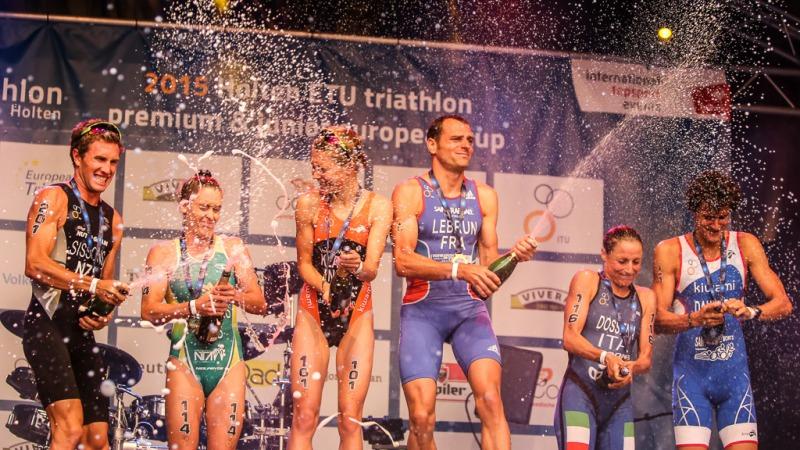 Triathlon Holten 1 en 2 juli 2016