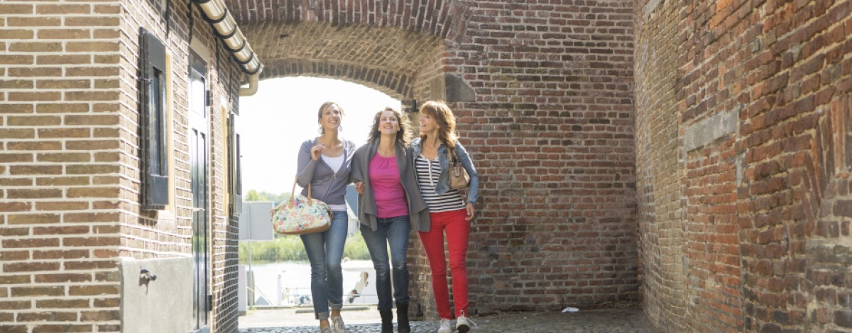 Hanzestadswandelingen Hasselt, Kampen en Zwolle