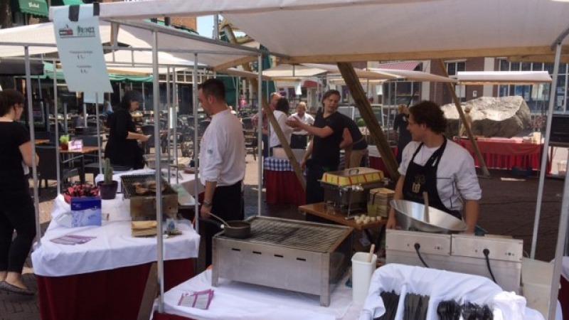 Culinaire markt
