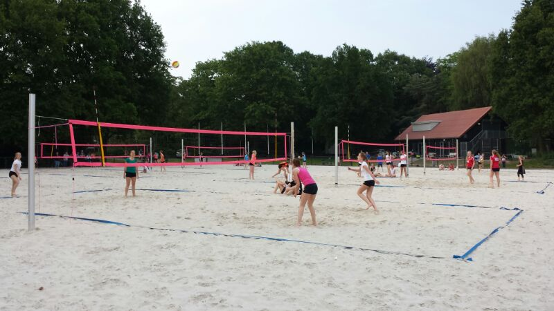 Beachcourt Paal 12