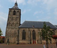 Kurze Turmbesteigung St. Plechelmus-Basilika