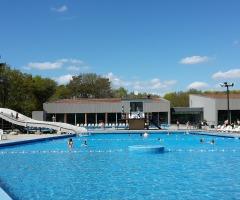 GEANNULEERD:  Trefbal  in het zwembad.