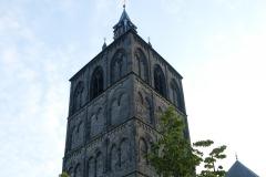 Beklim de toren van de Plechelmus