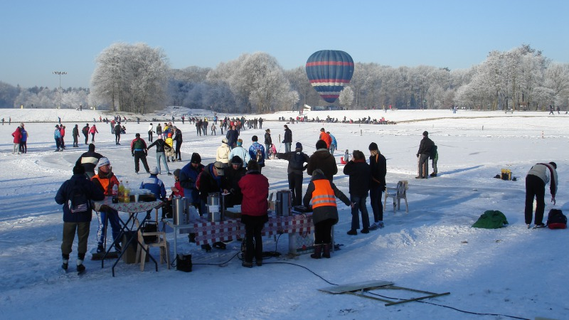 Eisbahn Oldenzaalse Eis Verein