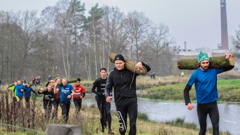 Sans Goldrush Survivalrace