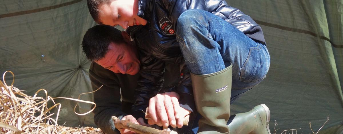 Survival in het Vechtdal: wat neem je mee op bushcraft avontuur?