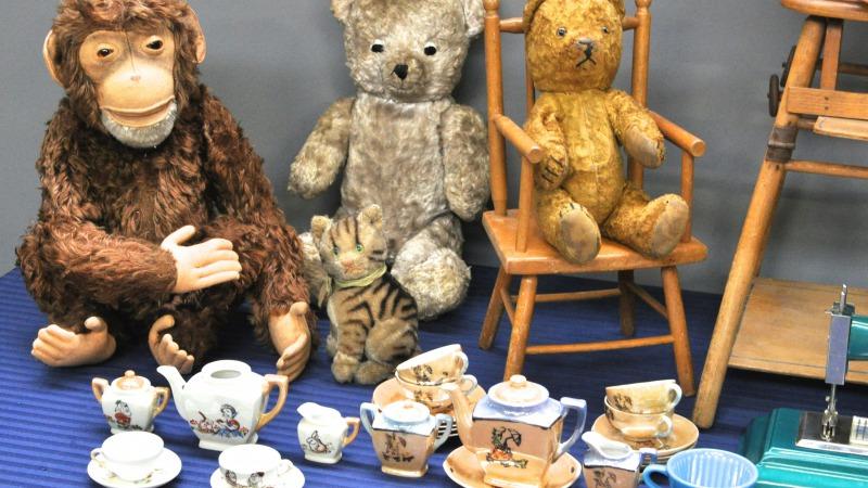 Exposite Oud Speelgoed