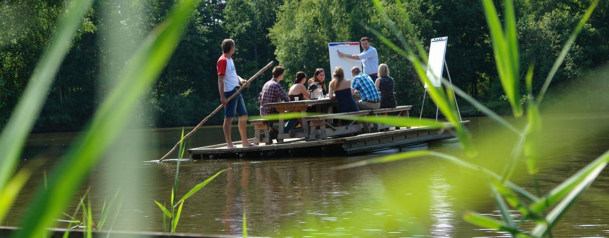 Vergaderen in Twente