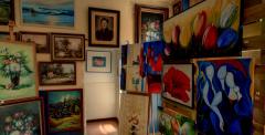 Janke Janti, galerie, kunsthandel, lijstenmakerij en uitleen