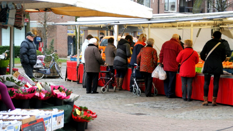 Weekmarkt Losser