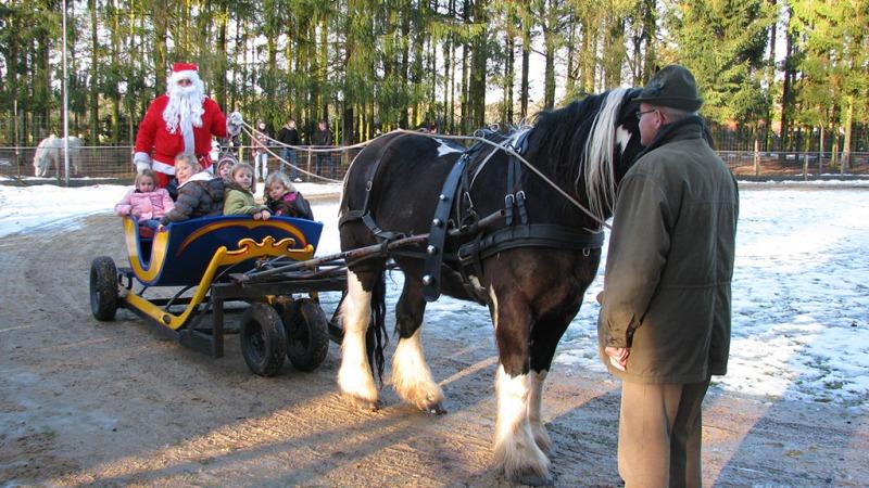 Kerst bij Dondertman