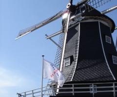 Openstelling windmolen De Korenbloem