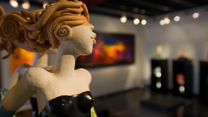 Chez-Moi Ton Schulten Galerie International