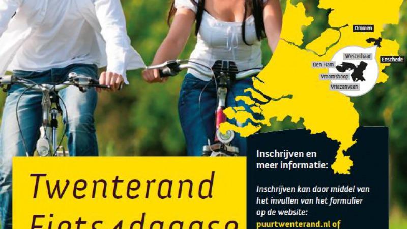 2e Twenterand fiets 4 daagse 2017