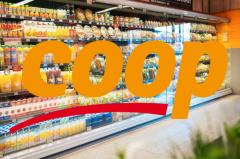 Supermarkt Coop Holten