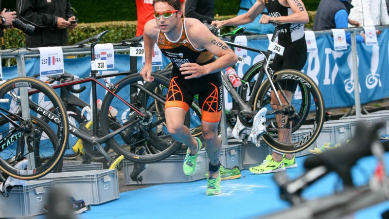 Triathlon Holten 30 juni en 1 juli 2017