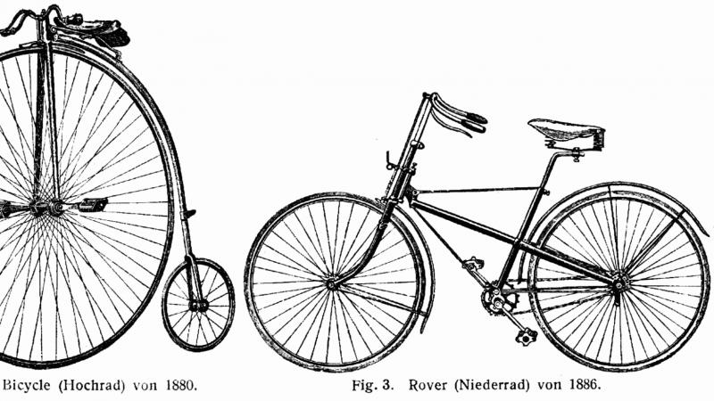 Expositie 'Met de fiets op stap'