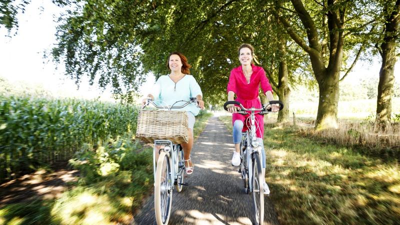 Fiets-Foto-Puzzel-route 'langs boerderij en wei'