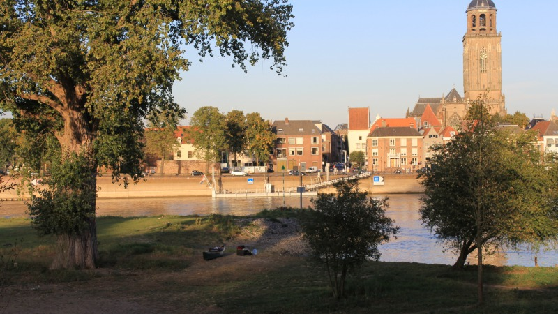 Stadscamping Deventer