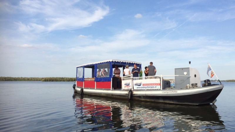 Bekijk het mooiste stadsfront van Nederland vanaf het water!