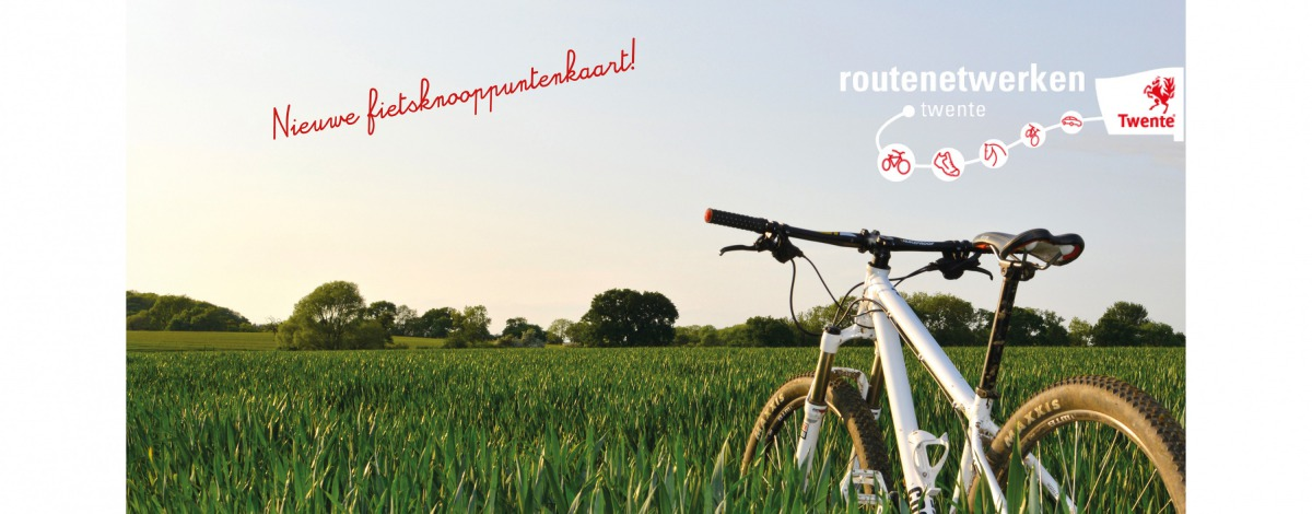 Routenetwerken vernieuwd