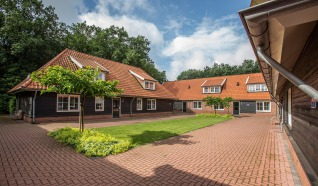 Familie-accommodatie De Twentse Hoeve