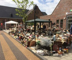 Rommelmarkt  De Lutte
