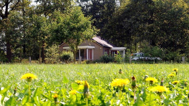 Camping en Bungalowpark de Papillon