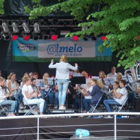 Harmonie Orkest bij Beeklustpark