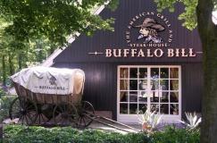American Grill- und Steakhouse Buffalo Bill