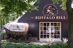 American Grill- und Steakhouse Buffalo Bill