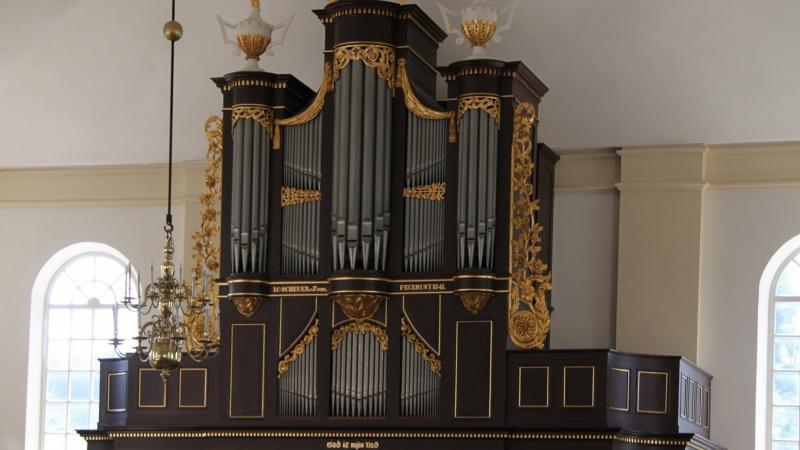 Orgelconcerten Den Ham