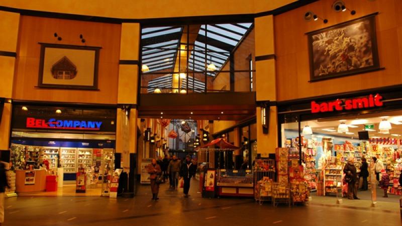 Winkelcentrum de Driehoek