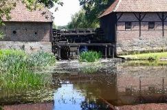 Wassermühlen Fahrradroute (45 km)