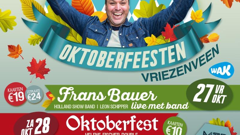 Oktoberfeesten Vriezenveen