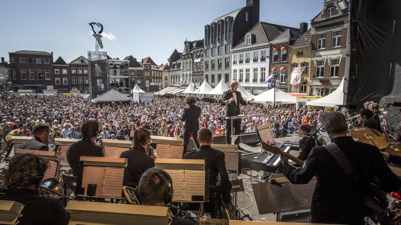 """Concert """"SPACE"""" Orkest Koninklijke Luchtmacht"""