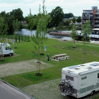 Camperplaats Centrum Almelo