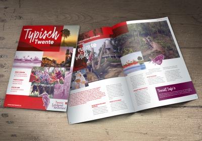 Nieuw: Typisch Twente, glossy magazine