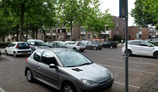 Parkeerplaats Kloosterstraat