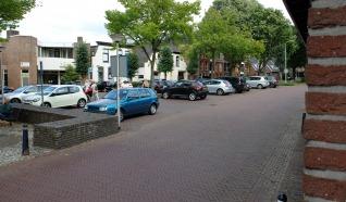 Parkeerplaats Oostwal