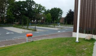 Parkeerplaats MST Oldenzaal