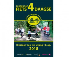 Tubbergse Fiets 4 Daagse 2018!