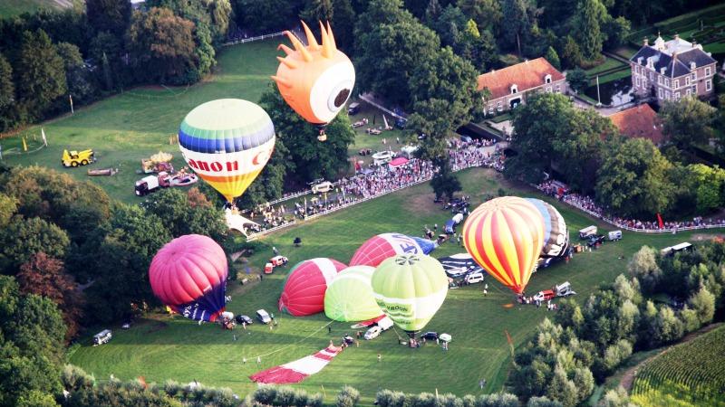10e editie Höfteballooning