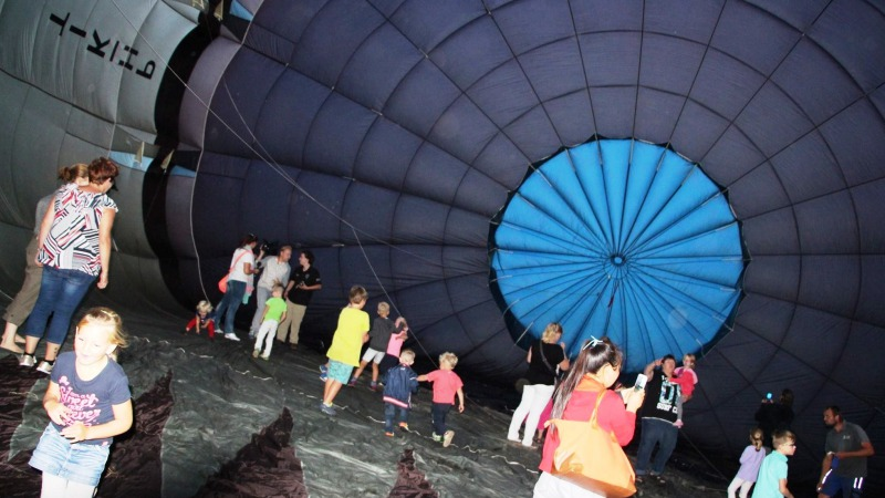 8e editie Höfteballooning - AFGELAST!